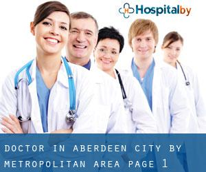 Doctor in Aberdeen City by metropolitan area - page 1