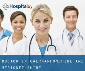 Doctor in Caernarfonshire and Merionethshire