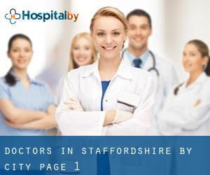 Doctors in Staffordshire by City - page 1