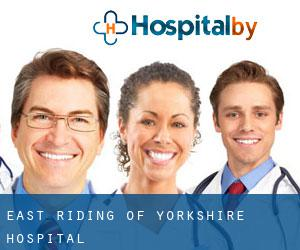 East Riding of Yorkshire hospital