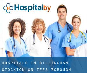 hospitals in Billingham (Stockton-on-Tees (Borough), England)