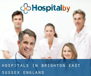 hospitals in Brighton (East Sussex, England)