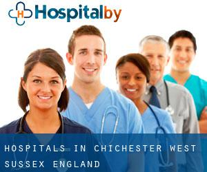 hospitals in Chichester (West Sussex, England)