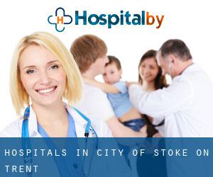 hospitals in City of Stoke-on-Trent