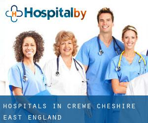 hospitals in Crewe (Cheshire East, England)