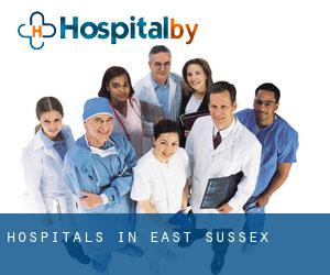 hospitals in East Sussex