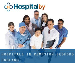 hospitals in Kempston (Bedford, England)
