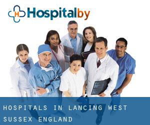 hospitals in Lancing (West Sussex, England)