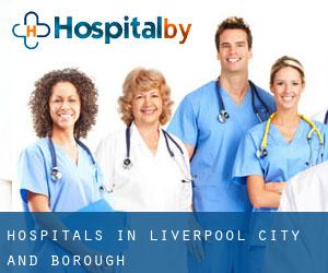 hospitals in Liverpool (City and Borough)