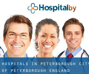 hospitals in Peterborough (City of Peterborough, England)