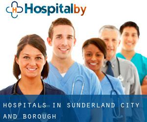 hospitals in Sunderland (City and Borough)