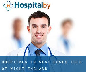 hospitals in West Cowes (Isle of Wight, England)