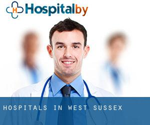 hospitals in West Sussex