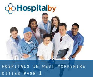 hospitals in West Yorkshire (Cities) - page 1